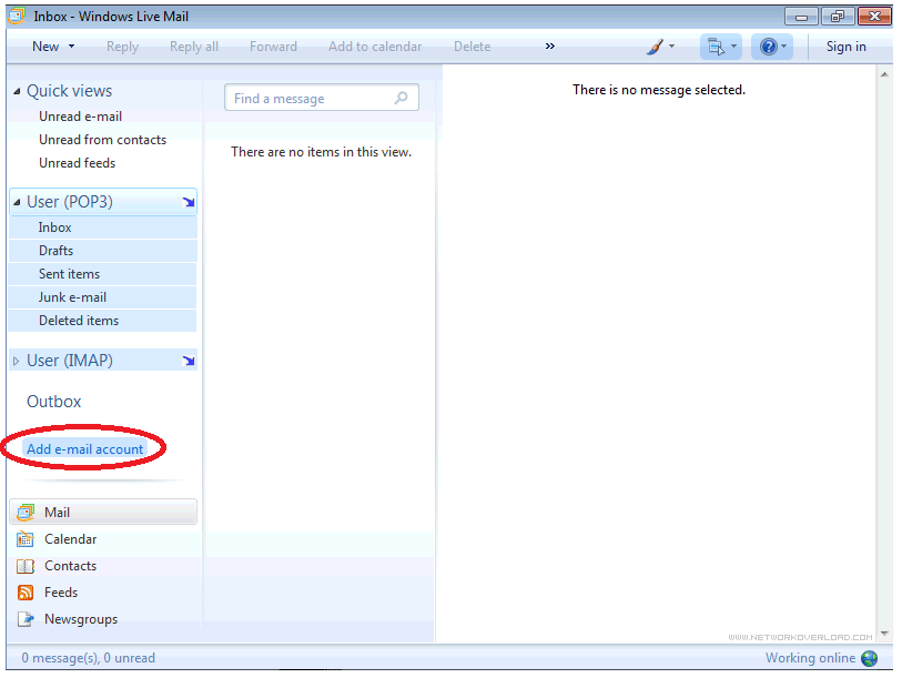 Istruzioni configurazione Windows Live Mail Cattura3_127_7.PNG (Art. corrente, Pag. 7, Foto normale)