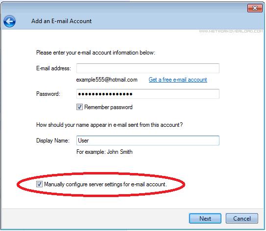 Istruzioni configurazione Windows Live Mail 1_127_7.PNG (Art. corrente, Pag. 7, Foto normale)