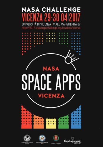 "Telemar partner tecnico di ""SPACE APPS CHALLENGE"""
