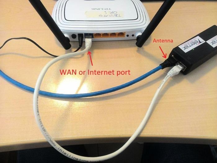 Come posso fare per eseguire il riavvio di router Alim_WAN_236_1.jpg (Art. corrente, Pag. 1, Foto normale)