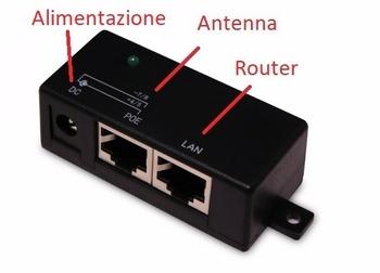 Come posso fare per eseguire il riavvio di router PoE_Townet_237_1.jpg (Art. corrente, Pag. 1, Foto normale)